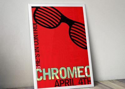 chromeo-poster